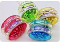 Wholesale YoYo Ball Luminous Yo Yo New Child Clutch Mechanism Yo Yo Children toys