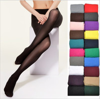Wholesale Women s sexy pantyhose D Nylon tattoo spandex yarns sexy Stockings hose Pantyhose Leggings meia calca sexy lingerie colors