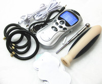 Valentine's Day   Hot Electroshock Electro Pulse Shock Penis Physical Therapy Ring Enlarger Urethra Anal Plug, Sexual Desire Stimulator, SM Adult Sex