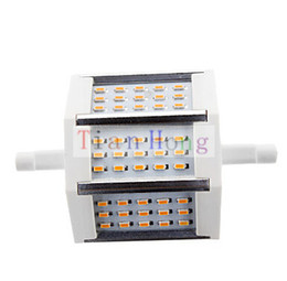 SMD 3014 45LEDs R7S 6W Corn Bulb 100v-265v Replacement for Halogen Flood Lamp underground passage