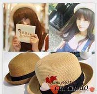 Cheap Wide Brim Hat womens caps Best Red Printed sun hat
