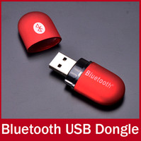 Wholesale Computer Peripherals Fashion Bluetooth EDR USB Dongle Adapter For Laptop Notebook PC Computer