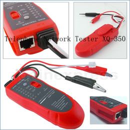 Wholesale New Telephone Tracer Network BNC RJ45 RJ11 Cable Tester Tracker Electric Wire Finder