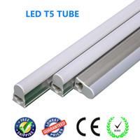 Wholesale Integrated T5 LED tube light mm W cm m foot led fluorescent light lamp bulb lighting V CE ROSH