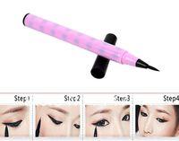 10830# 1 Liquid Newest Black Soft Brush Liquid Eyeliner Pen Lasting Eye Liner Pencil Makeup Cosmetic Drop Shipping 10830