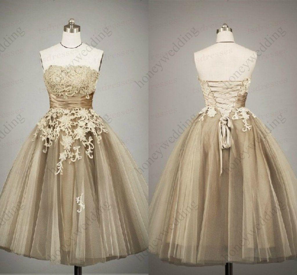 Short Wedding Dress Feather Wedding Gown Wedding Dress Strapless Wedding D