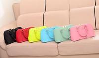 beautiful handbags - 9colors Designer Handbags Ladies Totes Women Purses Handbag Clutch Bags Womens Tote Bags Lady Totes Bags Shoulder Bag Shell Packs beautiful