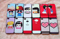 Wholesale iphone4s s Cell Phone Cases Following iphone5s Cell Phone Accessoriescoloured drawing or patternCell Phones Bumpers iphone protection shell