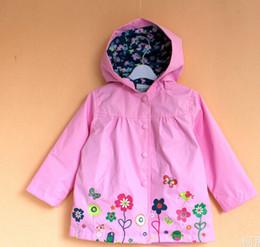 Discount Children Tench Coats Girls | 2017 Children Tench Coats