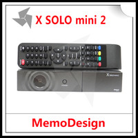 DLP Yes Digital 2014 New model X Solo Mini 2 mini vu solo with BCM7358 DVB-S2 enigma 2 Linux Satellite Receiver X Solo Mini FreeShipping