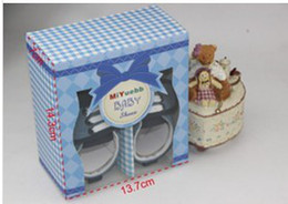 Wholesale Our shoes match baby shoes gift box store decoration box Exquisite box
