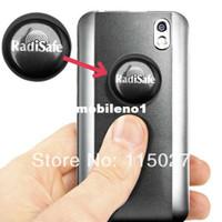 Wholesale Hot RadiSafe sticker Shield Radiation Cell phone EMF HARMONIZER amp HEAT REDUCWER cellphone sticker mobile