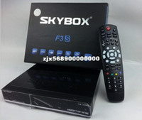 PVRs DVB-S  skybox f3s F3 upgraded version of the HD digital TV receiver set-top box supports wireless wifi