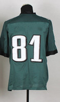 Free Shipping #81 Jason Avant Green 2014 Cheap American Foot...