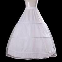Wholesale Hot Sale petticoat For little grils Girl s Petticoat underskirt pettiskirt Slip for flower girl dresses