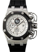 Cheap Luxury rubber watch Best Men's Auto Date silver case