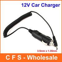 Wholesale CAR CIGARETTE LIGHTER POWER SUPPLY ADAPTER mm x mm BARREL PLUG VOLT DC OUTPUT DHL High Quality lLot