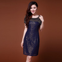 Work A Line Mini Free shipping 2013 middle-age women fashion leopard