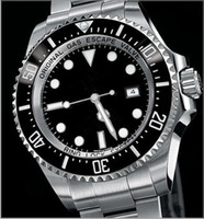 Luxury big autos - high quality swiss brand watches for men big size mm dive watch ceramic bezel R06