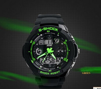 Cheap Wholesale-Freeshipping 30pcslot 3ATM water proof top quality sports style water resistant watch SKMEI logo with Japan imported movement