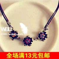 Cheap Pendant Necklaces Taobao Best Leather Alloy Dig treasure