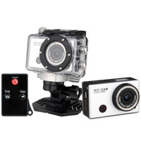 Wholesale 2014 Hot MP Full HD P go pro hero3 Waterproof Action Sport Camera with wifi H264 HDMI hd video camera