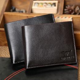 Promotion!Quality assurance wallet,Men's soft leather wallet,man leather lines purse wallet for men wholesale price M13