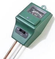 Plastic soil ph moisture meter - 3 in Soil Test Kits For Garden Soil PH Moisture Light Meter