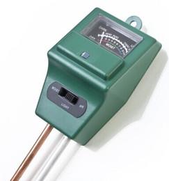 Wholesale 3 in Soil Test Kits For Garden Soil PH Moisture Light Meter