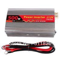 Wholesale W DC V to AC V Power Inverter and V USB Output