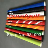 Wholesale New golf clubs IOMIC high quality irons golf grips mix colors driver grips wearproof club grip