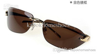 Wholesale 4pcs brand sunglasses hot retro fashion designer style gold