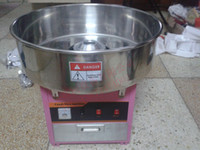 Wholesale with CE commercial use cotton candy machine candy floss maker machine cotton maker