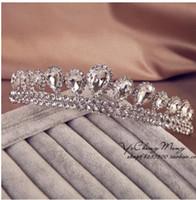 Cheap Tiaras&Crowns Crown Headdress Best Rhinestone/Crystal  crystal veil