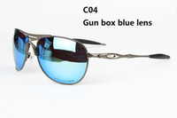 anti reflective - new original quality Anti Reflective Polarized sunglasses hot sale man brand sunglasses with box