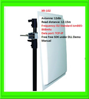 Wholesale DHL TCP IP Data port uhf rfid reader mhz mhzfor Jewelry Logistic Parking Management
