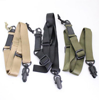 tanning - Dynamics MS2 Sling Multi Mission Sling System BLACK GREEN TAN