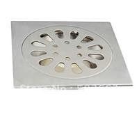 Wholesale Shower Floor Waste Grate Nickel Brushed CM0718