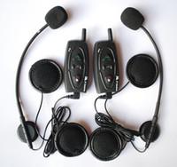 bluetooth motorcycle helmet - Interphone m Bluetooth Intercom Headset for Helmet FT Motorcycle Helmet Wireless Bluetooth Intercom