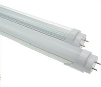 Wholesale FCC UL CE ROHS W lm m ft T8 Led Tubes Lights AC V Warm Natural Cool White SMD Led Fluorescent Lamp Tube Lights