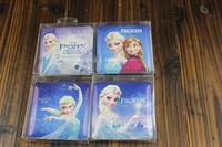 Pre- order Frozen Elsa Anna Kids PU Material Mirror Childs Ca...