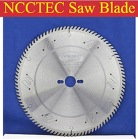 Wholesale 12 teeth mm Carbide tipped saw blade with Silencer holes for cutting melamine faced chipboard G teeth