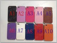 Plastic wholesale resale - high resale Ultra Slim Platinum Design Hard Case For iPhone S luxury Phone Cover Accessory