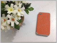 Plastic wholesale resale - tbt group high resale Ultra Slim Platinum Design Hard Case For iPhone S luxury Phone Cover Accessory