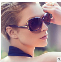 Wholesale NEW Brand Designer Women Sun glasses Big Frame Butterfly Butterfly Sunglasses UV Protection mix colors