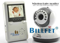 baby intercom monitor - Baby Monitor G Wireless Digital IR Video Talk one Camera Night Vision quot LCD Intercom
