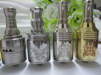 Wholesale Patriot nimbus helio trident helios Chiyou Rebuildable Atomizer popular RDA huge vapor atomizer for nemesis king chi you mod ego cigarettes