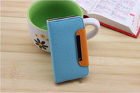 Cheap iphone 5 case iphone 4 iphone 4 4 s following from 5 s silk Cell Phone Accessorwholesale iphone 5 tpu + PC case Phone Leather Wallet Case