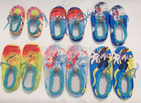 Unisex Spring / Autumn Embroidery skid resistance family shoes for children