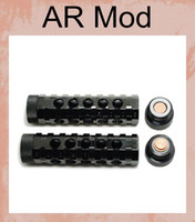 Ful mechanical mod ar electronics - mechanical mods of electronic cigarettes AR e cig MOD Stingray king hades panzer battery thread atomizers TZ006